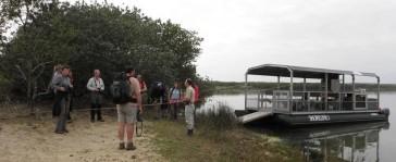 St Lucia Hippo Crocodile and Bush Guided Boat Safari