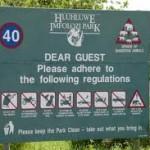 Hluhluwe Umfolozi Park Information