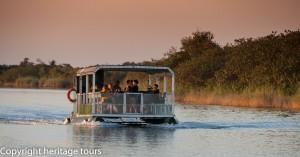 bush & boat safari