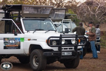 Hluhluwe Umfolozi Safari with Heritage Tours & Safaris