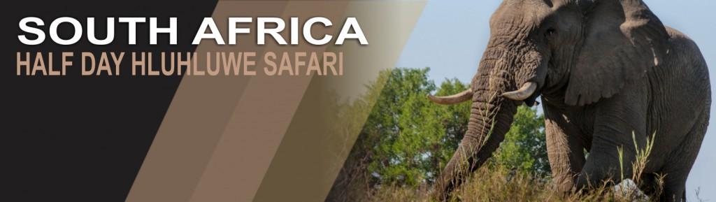 Half Day Hluhluwe Umfolozi Safari KwaZulu Natal South Africa