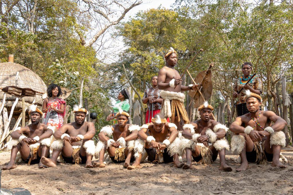 zulu cultural show