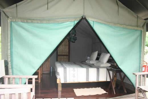 imfolozi 2 bed tent
