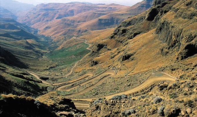 Day Tours to Sani Pass
