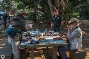picnics and self drive safari
