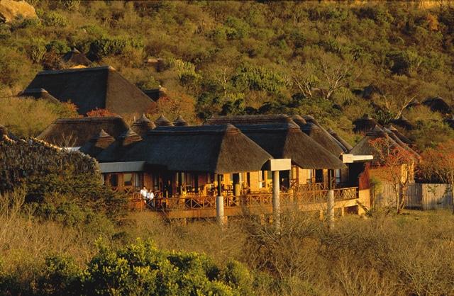 Ntshondwe Camp